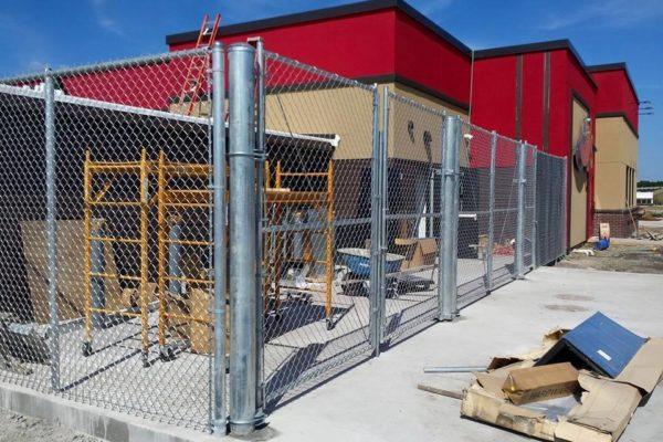 Commercial Chain Link